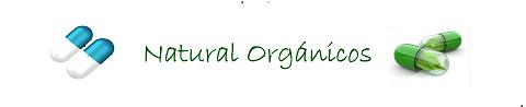 Productos orgánicos 100% naturales